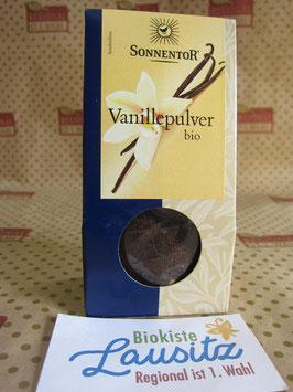 Sonnentor Bio Vanille gemahlen 10g