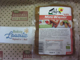 Taifun Bio Tofu Mini-Wiener 160g