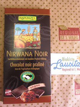 Rapunzel Bio Schokolade Nirwana Noir 100g