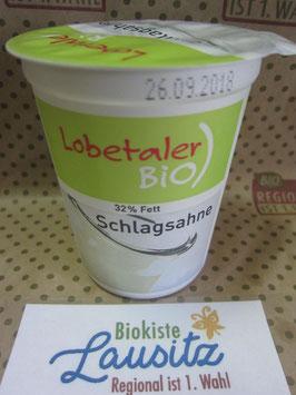 Bio Süße Sahne 32 % 200g