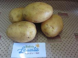 Bio Kartoffeln Annabelle festkochend (2,49 / kg)
