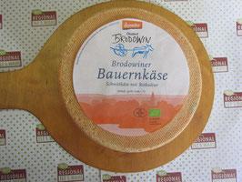 Brodowin Bio Bauernkäse Möhre-Kürbiskern