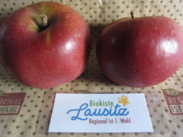 Bio Apfel Roter Boskoop (3,50 € / kg)