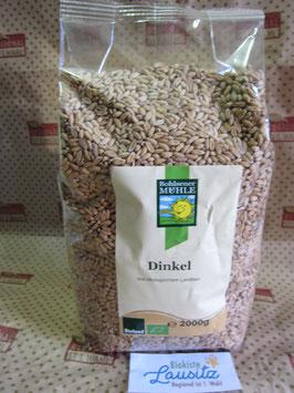 Bohlsener Mühle Bio Dinkel 2kg