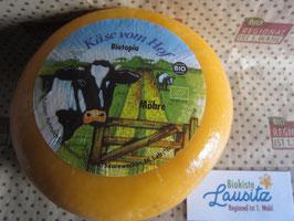 Bio Gouda Möhre ca. 1 kg Laib (17,90 € / kg)