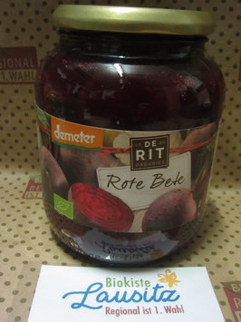 Bio Rote Bete 680g (De Rit)