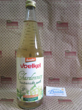Voelkel Bio Chardonney-Traubensaft 0,7l