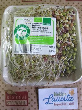 Bio Sprossen Berliner Salat-Mischung 75 g