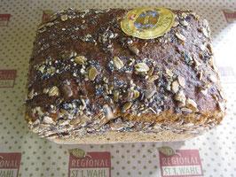 -Bio-Brot Möhre-Walnuss 750g