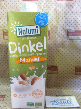 Natumi Bio Dinkeldrink Mandel 1l