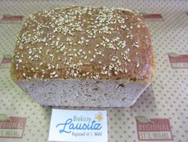 -Bio-Brot Dinkel-Emmer-Sesam 500g