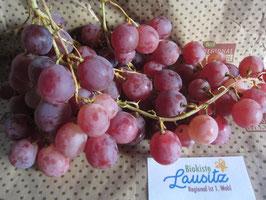 """Bio Weintrauben """"Red Globe"""" (5,80 € / kg)"""