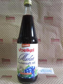 Voelkel Bio Merlot-Traubensaft 0,7l