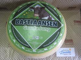 Bio Käselaib Gouda jung ca. 4kg (11,98€ / kg)