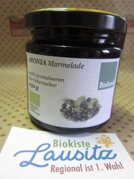 Bio Aronia-Marmelade 250g