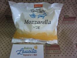 Brodowin Bio Mozzarella 125g