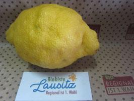 Bio Zitrone Verna Stück