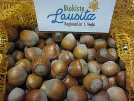 Bio Haselnüsse in der Schale