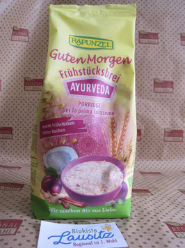 Rapunzel Bio Frühstücksbrei Ayurveda 500g