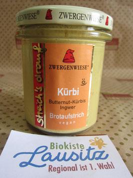 Zwergenwiese Bio Aufstrich Kürbi 160g