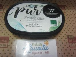 Bio Frischkäse Pur 150g (Weißenhorner)