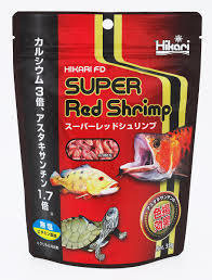 SUPER RED Shrimp 35g