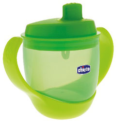 Chicco Trinklernflasche 12M+ 180 ml.