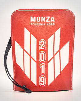 Monza Scuderia Nord - Bauletto Limited Edition Eco-Leather Bag