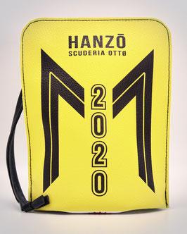 """Pochette in eco-pelle """"Hanzo Scuderia Otto"""" Hydro Eco-Leather Bag Unisex"""