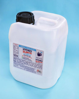Hydrogerm Maxi Refill 5lt. / Net wt 169,07 oz.