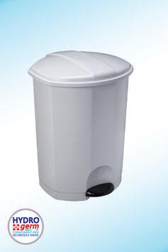 """Pattumiera """"Comfort White"""" da 18 litri in polipropilene"""