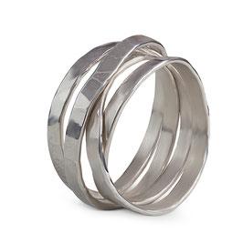 Unisex Silber-Ring Ama by Stella InJewels