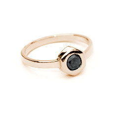 Verlobungsring Black Diamond by Jac Design