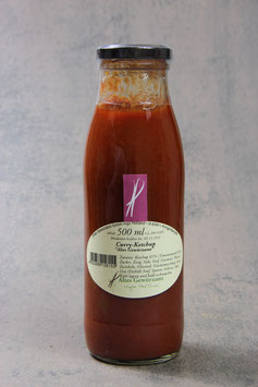 Curry Ketchup 500ml