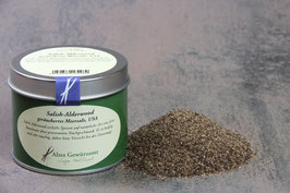 Salish-Alderwood Smoked Sea Salt 200gr