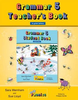 Grammar 5 Teacher's Book
