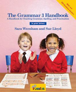 The Grammar 3 Handbook