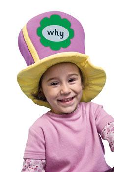 Tricky Word Hat JL098