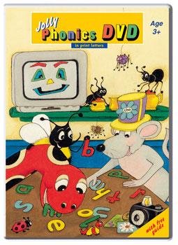 Jolly Phonics DVD (PAL)