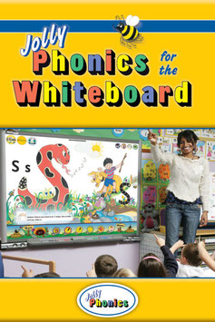 Jolly Phonics for the Whiteboard(Downloadable software)