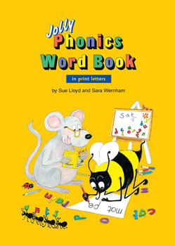 Jolly Phonics Wordbook