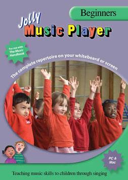 Jolly Music Player Beginners、Level1~3