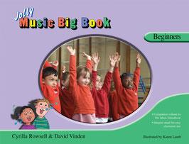 Jolly Music Big Book Beginners、Level1~3