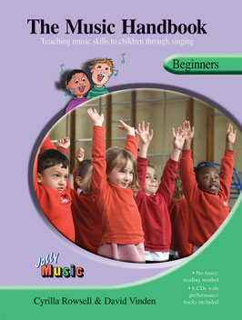 The Music Handbook Beginners、Level1~4
