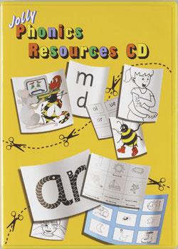 Jolly Phonics Resources CD 半筆記体のみ/JL42X