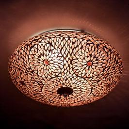 Oosterse Mozaïek Plafondlamp Paars
