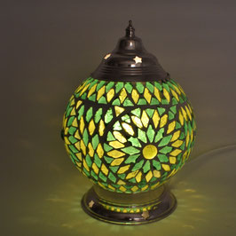 Oosterse Mozaïek Tafellamp