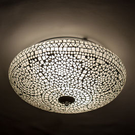 Oosterse Mozaïek Plafondlamp Transparant