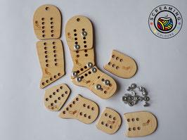 Katrinkles Adjustable Sock Blockers - Pair Baby