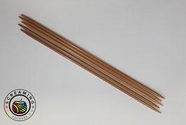 Seeknit Nadelspiel Bambus 15 cm